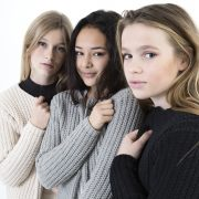 Frankie & Liberty, Teen Girls fashion , Autumn-Winter 2017, teen models, winter vesten,