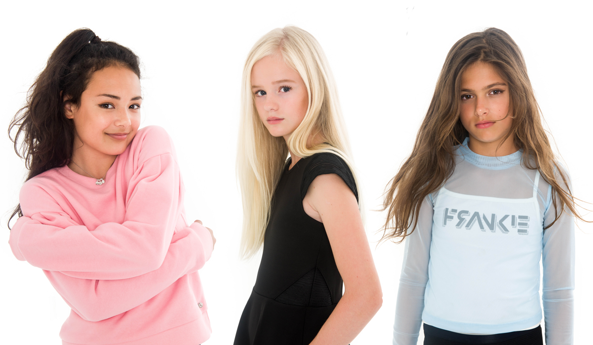 Frankie and Liberty - Spring 2018 collection , new styles, new teen fashion, tienermeiden mode, meest popularie meidenmode, frankie en Liberty